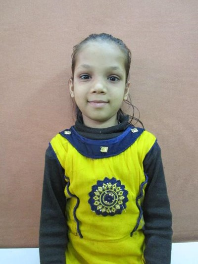 Help Alia by becoming a child sponsor. Sponsoring a child is a rewarding and heartwarming experience.
