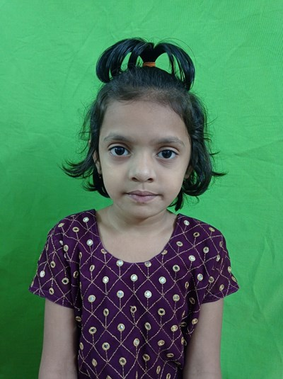Help Afza by becoming a child sponsor. Sponsoring a child is a rewarding and heartwarming experience.