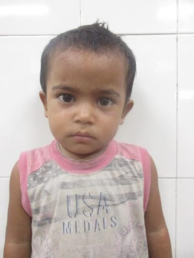 Help Preeti by becoming a child sponsor. Sponsoring a child is a rewarding and heartwarming experience.