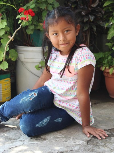 Help Daymilia Sarai by becoming a child sponsor. Sponsoring a child is a rewarding and heartwarming experience.