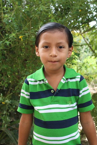Help Addison Ulises by becoming a child sponsor. Sponsoring a child is a rewarding and heartwarming experience.