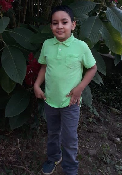 Help Eitan Haziel by becoming a child sponsor. Sponsoring a child is a rewarding and heartwarming experience.