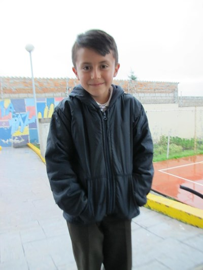 Help Fabian Alberto by becoming a child sponsor. Sponsoring a child is a rewarding and heartwarming experience.