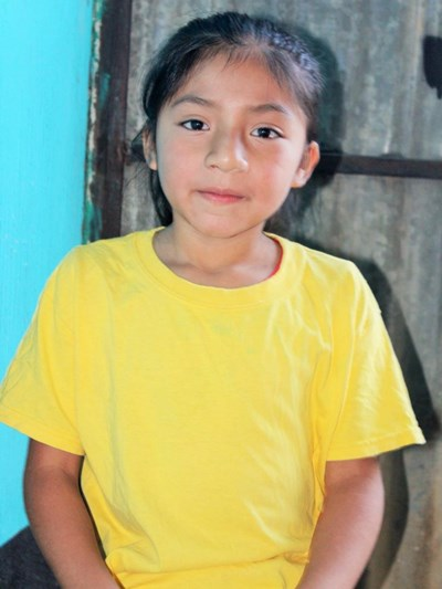 Help Irma Marisol by becoming a child sponsor. Sponsoring a child is a rewarding and heartwarming experience.