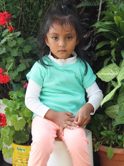 Help Brithany Adriana Milagros by becoming a child sponsor. Sponsoring a child is a rewarding and heartwarming experience.