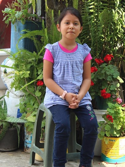 Help Arlin Yasmin by becoming a child sponsor. Sponsoring a child is a rewarding and heartwarming experience.