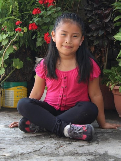 Help Sara Elizabet by becoming a child sponsor. Sponsoring a child is a rewarding and heartwarming experience.