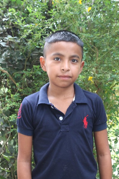 Help David Orlando by becoming a child sponsor. Sponsoring a child is a rewarding and heartwarming experience.