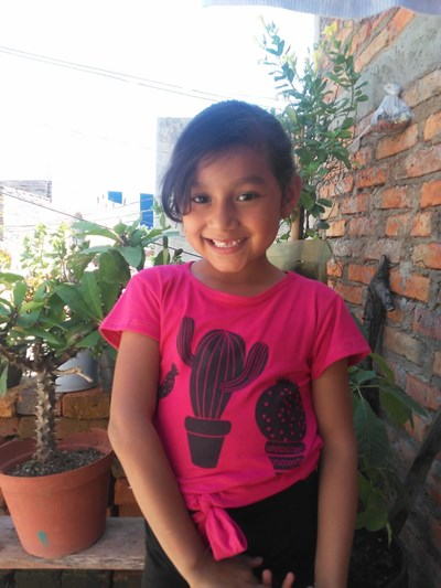 Help Ximena Naomi by becoming a child sponsor. Sponsoring a child is a rewarding and heartwarming experience.