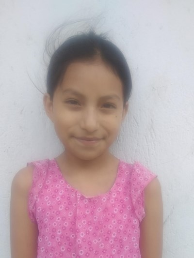 Help Kimberly Aylin by becoming a child sponsor. Sponsoring a child is a rewarding and heartwarming experience.