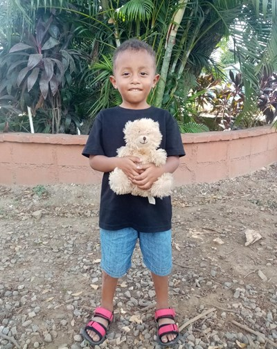 Help Ostin Isaac by becoming a child sponsor. Sponsoring a child is a rewarding and heartwarming experience.