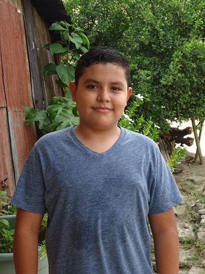 Help Alejandro Javier by becoming a child sponsor. Sponsoring a child is a rewarding and heartwarming experience.