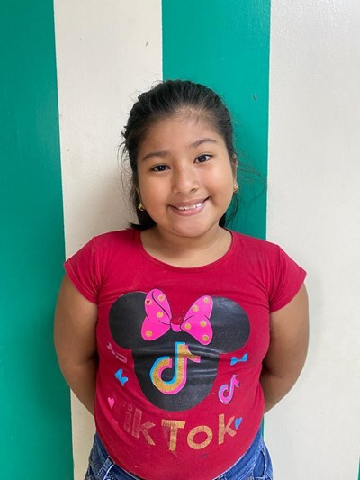 Help Alisha Anahi by becoming a child sponsor. Sponsoring a child is a rewarding and heartwarming experience.