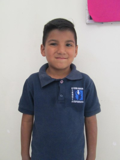 Help Ruben Alexander by becoming a child sponsor. Sponsoring a child is a rewarding and heartwarming experience.