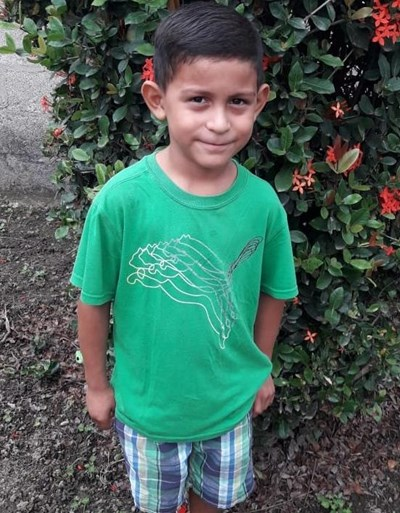 Help Jose Ruben by becoming a child sponsor. Sponsoring a child is a rewarding and heartwarming experience.
