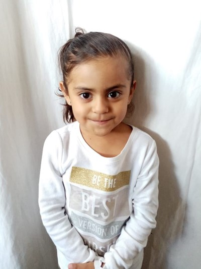 Help Daniela Maite by becoming a child sponsor. Sponsoring a child is a rewarding and heartwarming experience.