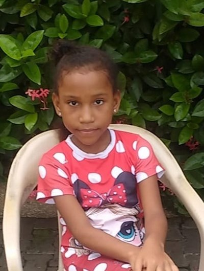 Help Francia Valentina by becoming a child sponsor. Sponsoring a child is a rewarding and heartwarming experience.