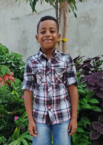 Help Luis Jose by becoming a child sponsor. Sponsoring a child is a rewarding and heartwarming experience.