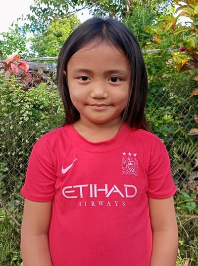 Help Zhaira Kim M. by becoming a child sponsor. Sponsoring a child is a rewarding and heartwarming experience.