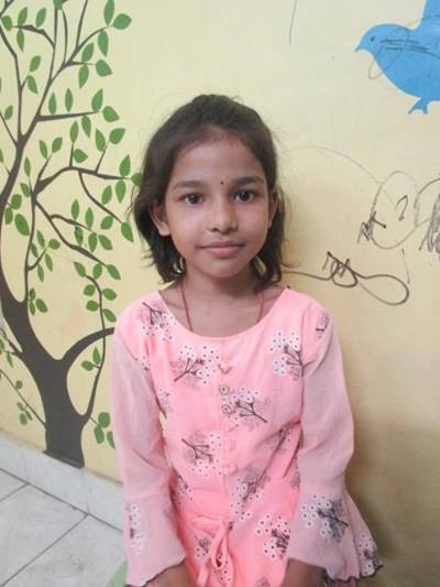 Help Aafreen by becoming a child sponsor. Sponsoring a child is a rewarding and heartwarming experience.