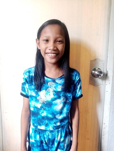 Help Joana Mae N. by becoming a child sponsor. Sponsoring a child is a rewarding and heartwarming experience.
