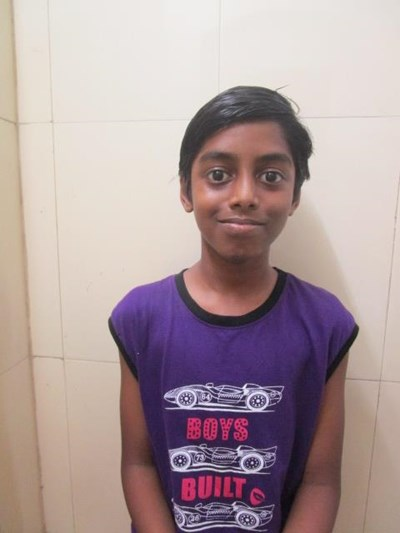 Help Niladri by becoming a child sponsor. Sponsoring a child is a rewarding and heartwarming experience.