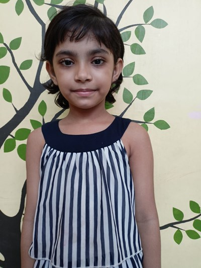 Help Rida by becoming a child sponsor. Sponsoring a child is a rewarding and heartwarming experience.