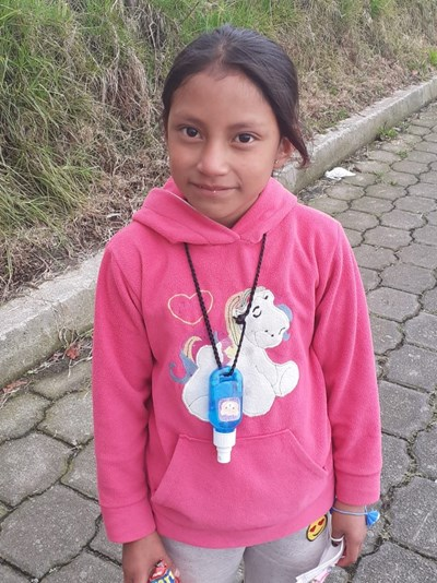 Help Samantha Estefania by becoming a child sponsor. Sponsoring a child is a rewarding and heartwarming experience.