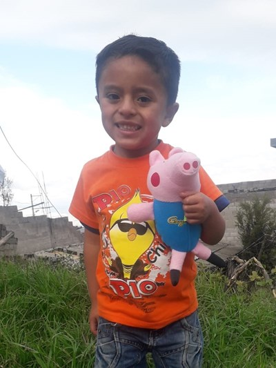 Help Iker Mathias by becoming a child sponsor. Sponsoring a child is a rewarding and heartwarming experience.