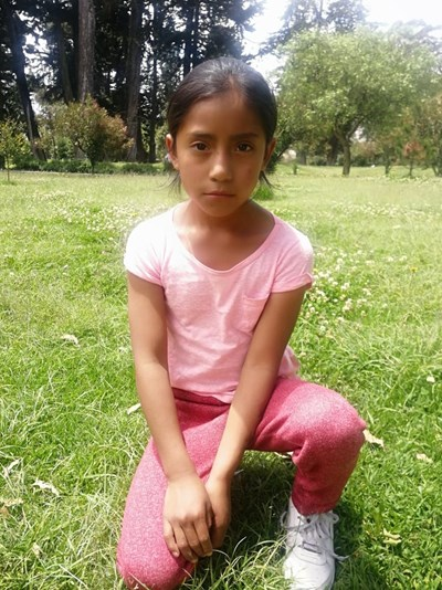 Help Leidy Daiz by becoming a child sponsor. Sponsoring a child is a rewarding and heartwarming experience.