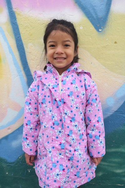 Help Shirley Analia by becoming a child sponsor. Sponsoring a child is a rewarding and heartwarming experience.