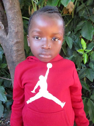Help Christine Lusungu by becoming a child sponsor. Sponsoring a child is a rewarding and heartwarming experience.