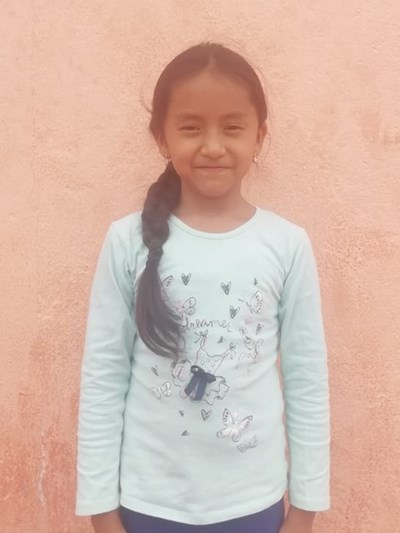 Help Naidelyn Arianna by becoming a child sponsor. Sponsoring a child is a rewarding and heartwarming experience.