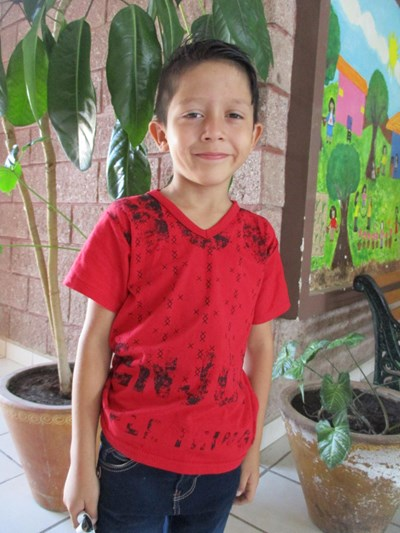 Help Isac Emanuel by becoming a child sponsor. Sponsoring a child is a rewarding and heartwarming experience.