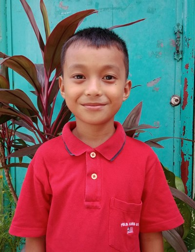 Help Daniel John by becoming a child sponsor. Sponsoring a child is a rewarding and heartwarming experience.