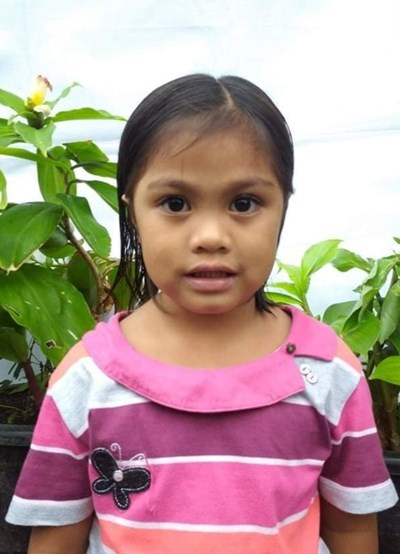 Help Aiyana Hailey B. by becoming a child sponsor. Sponsoring a child is a rewarding and heartwarming experience.