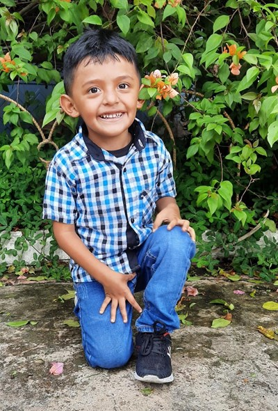 Help Jery Abraham Mateo by becoming a child sponsor. Sponsoring a child is a rewarding and heartwarming experience.