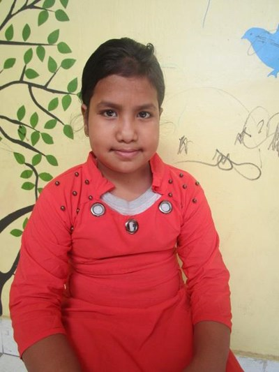 Help Aaliya by becoming a child sponsor. Sponsoring a child is a rewarding and heartwarming experience.