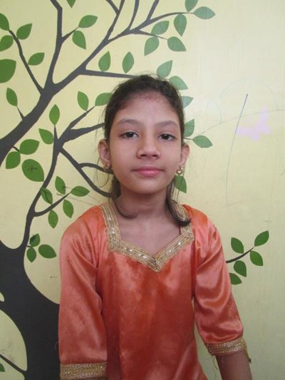 Help Nasima by becoming a child sponsor. Sponsoring a child is a rewarding and heartwarming experience.