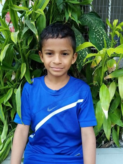 Help Hugo Adrian by becoming a child sponsor. Sponsoring a child is a rewarding and heartwarming experience.