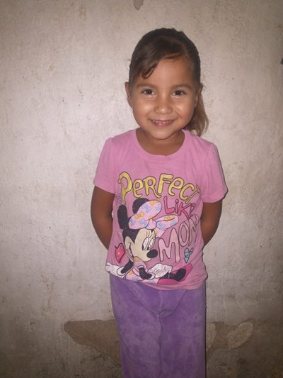 Help Ximena Maite by becoming a child sponsor. Sponsoring a child is a rewarding and heartwarming experience.