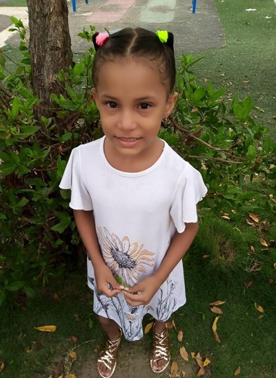 Help Dannia  Johana by becoming a child sponsor. Sponsoring a child is a rewarding and heartwarming experience.