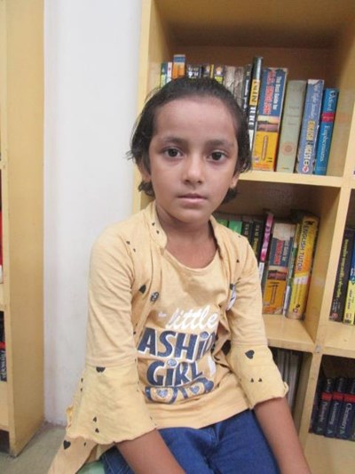 Help Zoya by becoming a child sponsor. Sponsoring a child is a rewarding and heartwarming experience.