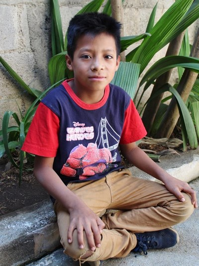 Help Abner Nehemias by becoming a child sponsor. Sponsoring a child is a rewarding and heartwarming experience.