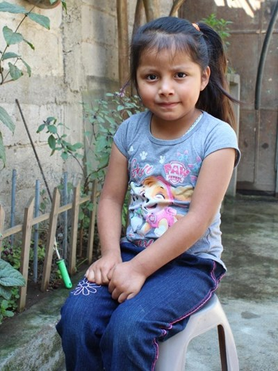 Help Linda Andrea Guadalupe by becoming a child sponsor. Sponsoring a child is a rewarding and heartwarming experience.