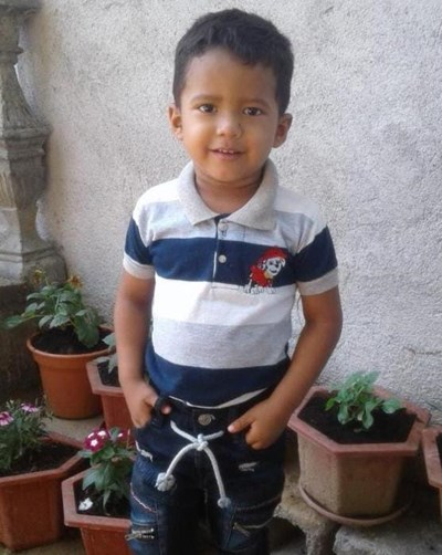 Help Cristian Said by becoming a child sponsor. Sponsoring a child is a rewarding and heartwarming experience.