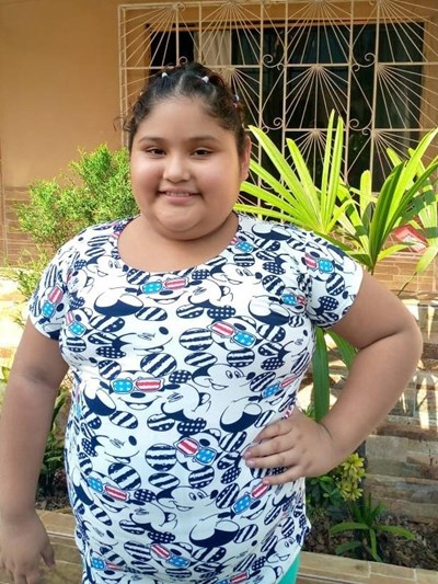 Help Vanessa Maria by becoming a child sponsor. Sponsoring a child is a rewarding and heartwarming experience.