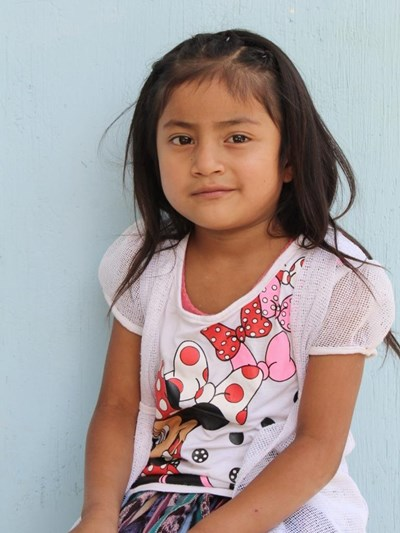 Help Ruth Noemi by becoming a child sponsor. Sponsoring a child is a rewarding and heartwarming experience.