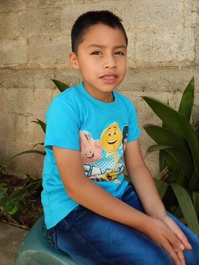 Help Josue Alexander by becoming a child sponsor. Sponsoring a child is a rewarding and heartwarming experience.