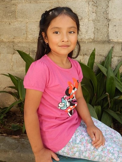 Help Alyson Valentina by becoming a child sponsor. Sponsoring a child is a rewarding and heartwarming experience.